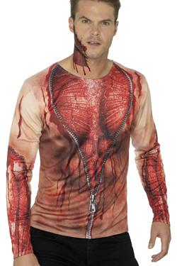 Ripped Skin T-Shirt