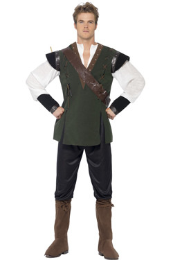 Robin Hood Green