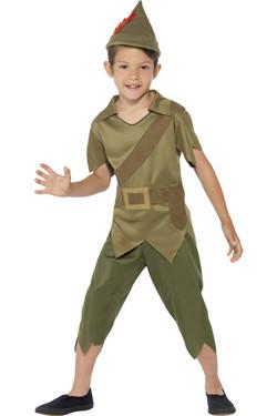Robin Hood Kostuum Kids