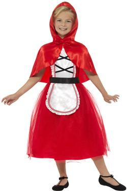 Roodkapje Kostuum Kids Deluxe