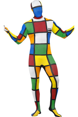 Rubik's Cube Second Skin
