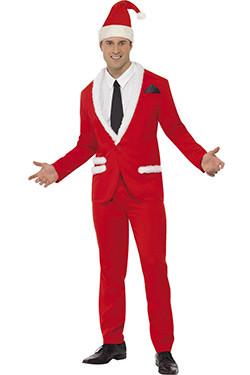 Kerstman kostuum Cool