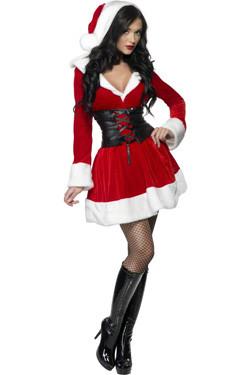 Santa Fever Hooded
