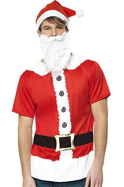 Santa T-shirt Set