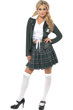 Schoolgirl Preppy