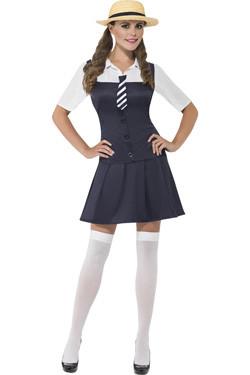 Schoolmeisje SM