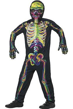 Skelet Glow In The Dark Kids