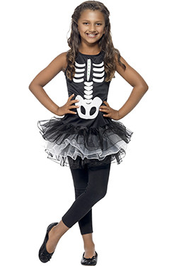 Skelet Tutu Jurk Kids