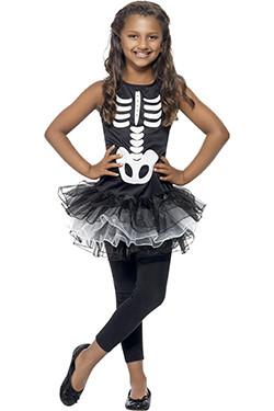 Skelet Tutu Jurk Kids