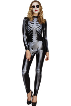 Skeleton Fever Catsuit