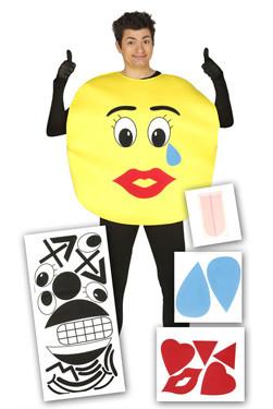 Smiley Kostuum