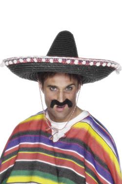 Sombrero Hoed Zwart