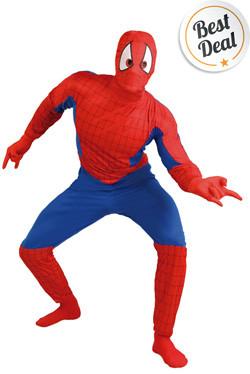 Spider Superhero Kostuum