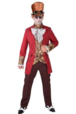 Steampunk Kostuum Heren Burlesque