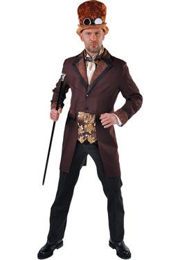 Steampunk Kostuum Heren Victoriaans