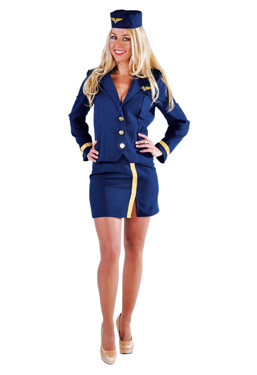 Stewardess Marine