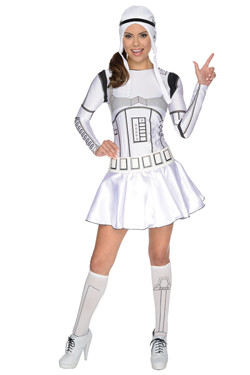 Stormtrooper Lady Dress