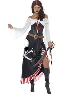 Piraat Sultry Swashbuckler