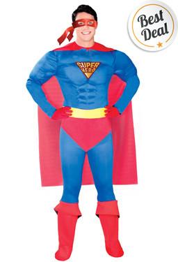 Super Hero Budget