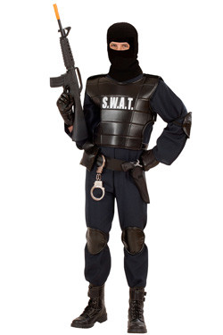 SWAT Officier Man