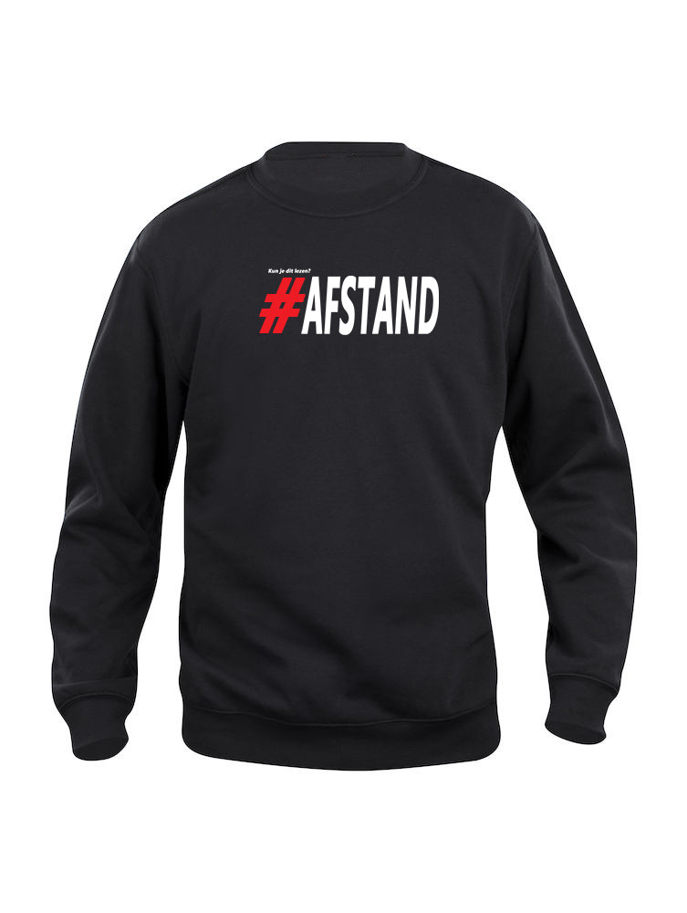 SWEATER#AFSTAND