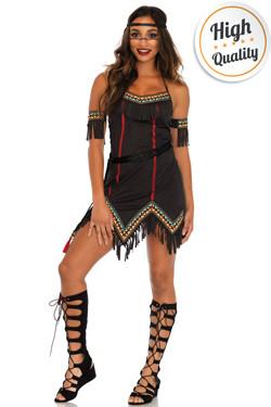 Tijgerlelie Indiaan Kostuum