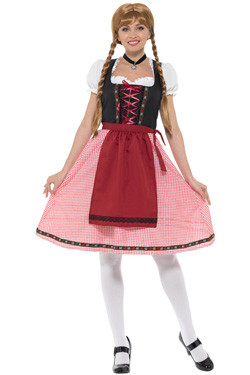 Tiroler Jurk Bavarian Tavern Maid