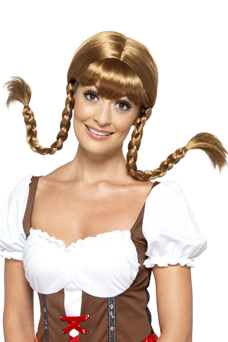 Tiroler Pruik Bavarian Babe