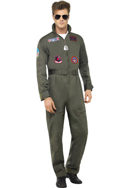 Top Gun Deluxe Jumpsuit