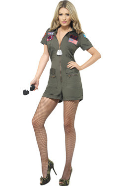 Top Gun Aviator Playsuit