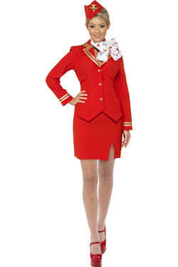 Stewardess Trolley