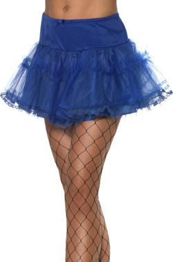 Tulle Petticoat Blauw