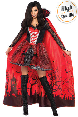 Vampier Jurk Temptress