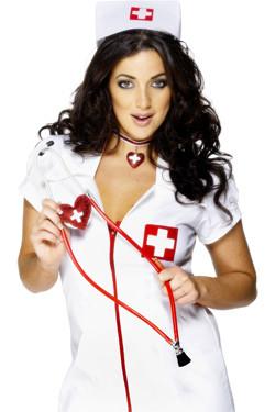 Verpleegster Stethoscoop