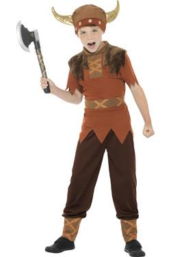 Viking Kostuum Kids