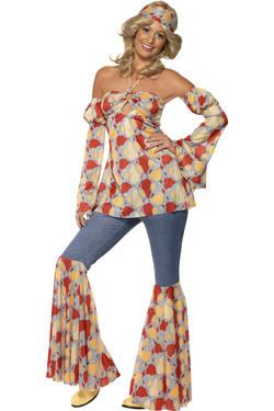 1970s Vintage Hippie