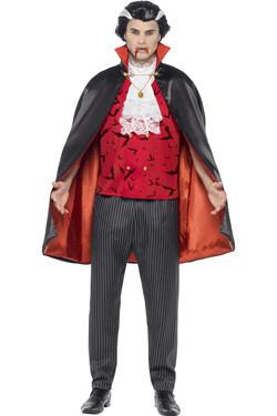 Extreem Beste hier jouw vampier kostuum heren voor Halloween! #PF06