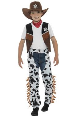 Western Cowboy Kostuum Kids