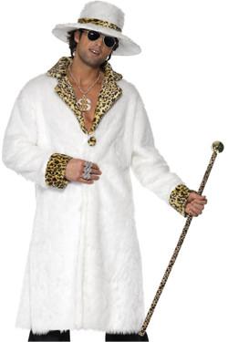 White Pimp Costume