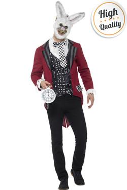 White Rabbit Halloween Kostuum