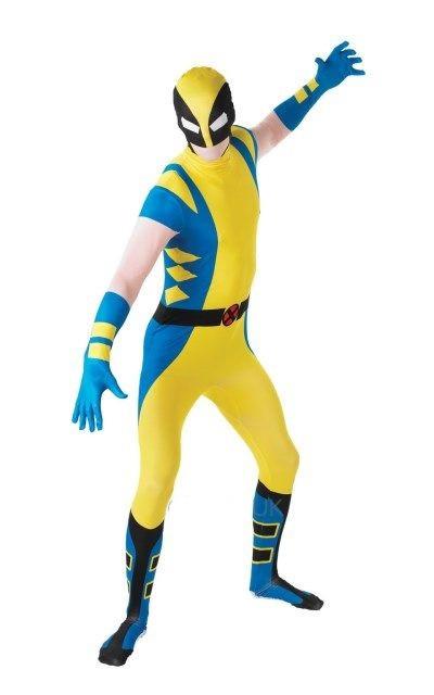 Wolverine 2nd Skin