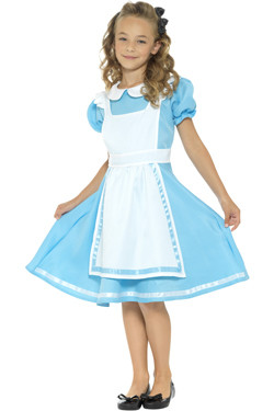 Wonderland Prinses Kostuum Kids