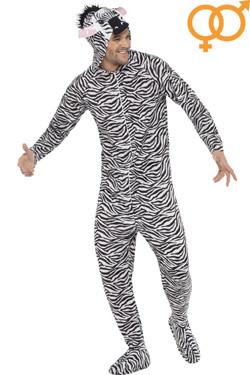 Zebra Jumpsuit