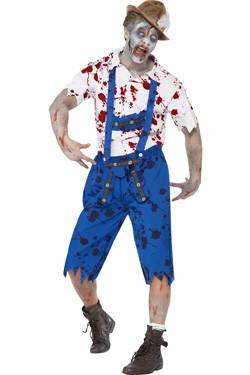 Zombie Bavarian Man