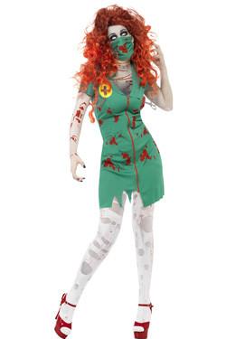 Zombie Dokter Lady