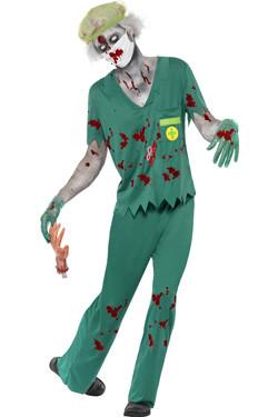 Zombie Dokter Man