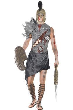 Zombie Gladiator Man