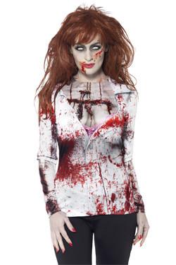 Zombie Lady T-Shirt