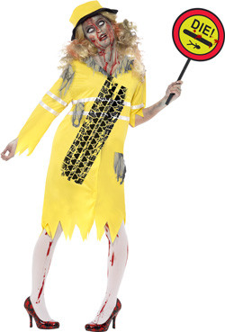 Zombie Lollipop Lady