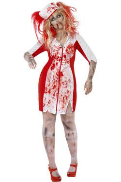 Zombie Nurse Curves